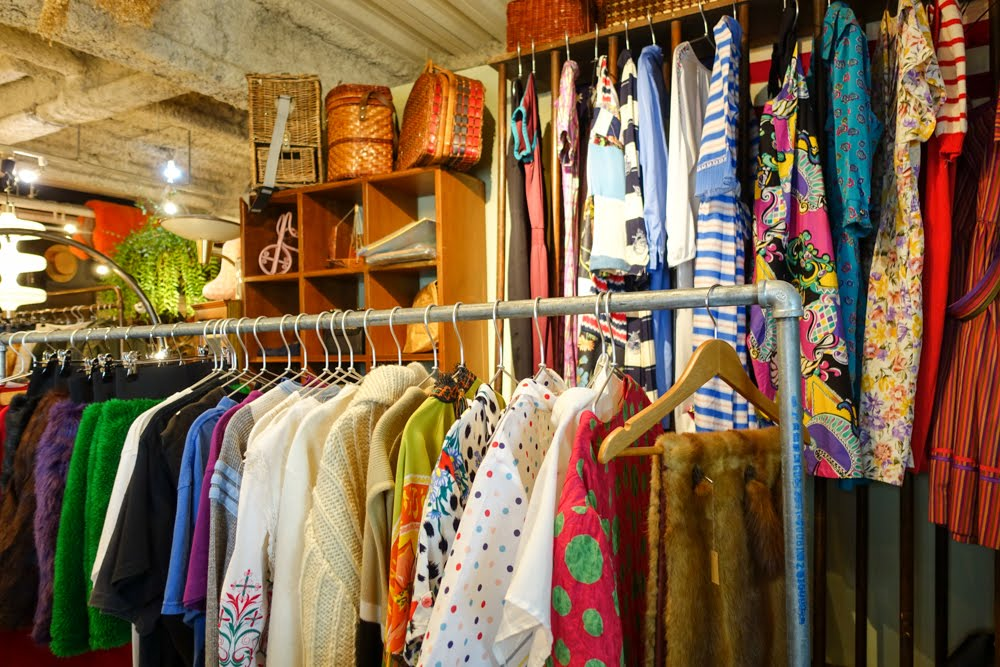 Fukuoka vintage & secondhand guide