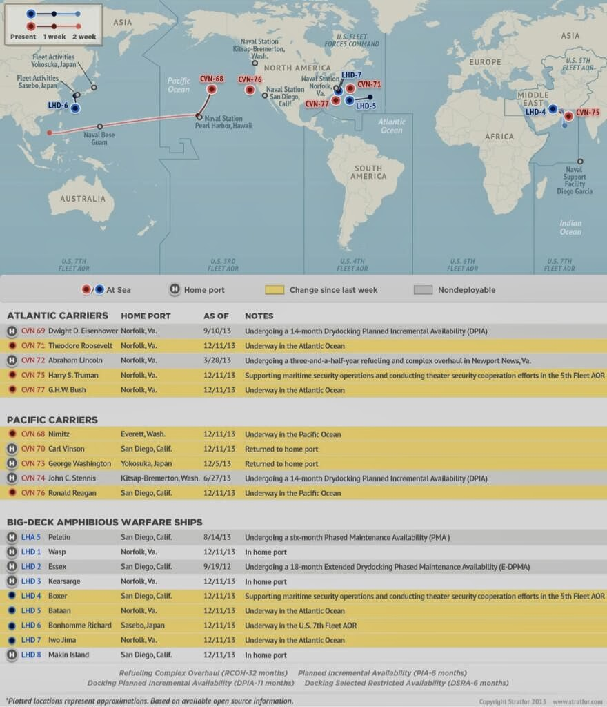 Navy OnScene Coordinator Google To Map Movements Of Ships At Sea - Us naval bases in japan map
