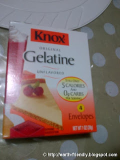Knox Unflavored Gelatine