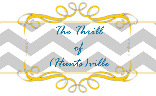 The Thrill of (Hunts)ville