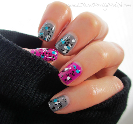 I Love Nail Polish Fully Turqued