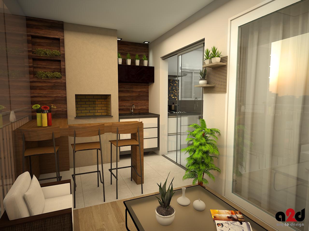 Este apartamento de 112m2 localizado próximo a uma reserva ecológica  #88B616 1280 960