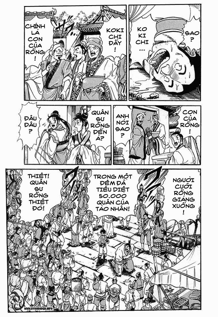 Chú Bé Rồng - Ryuuroden chap 4 - Trang 31