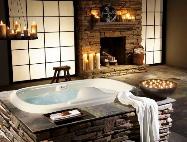 Baños Estilo Natural: forjado y de cualquier tema siempre y cuando sigan el estilo rústico