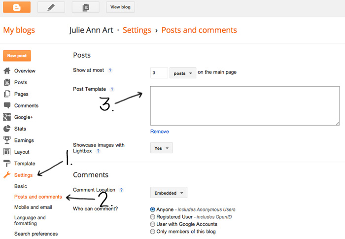 How to Add a Signature To Blog Posts In New Blogger