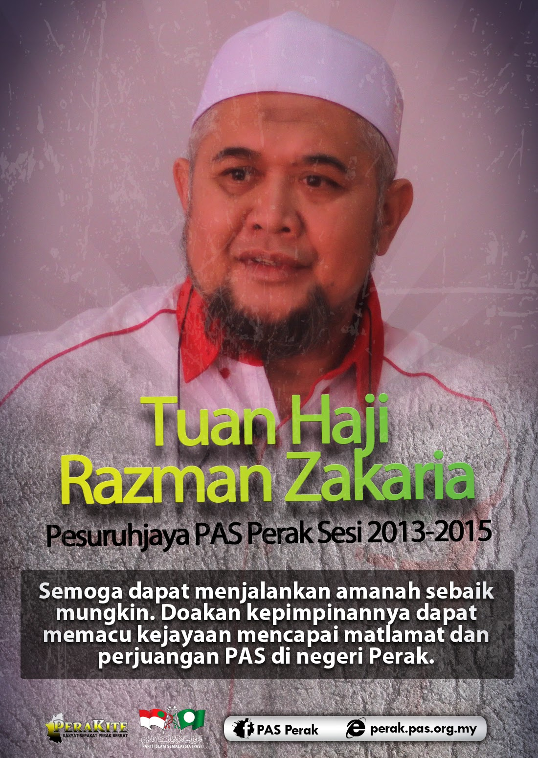 Tuan Haji Razman Bin Zakaria