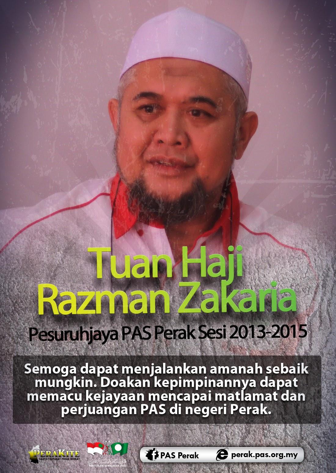 Tuan Haji Razman Bin Zakaria