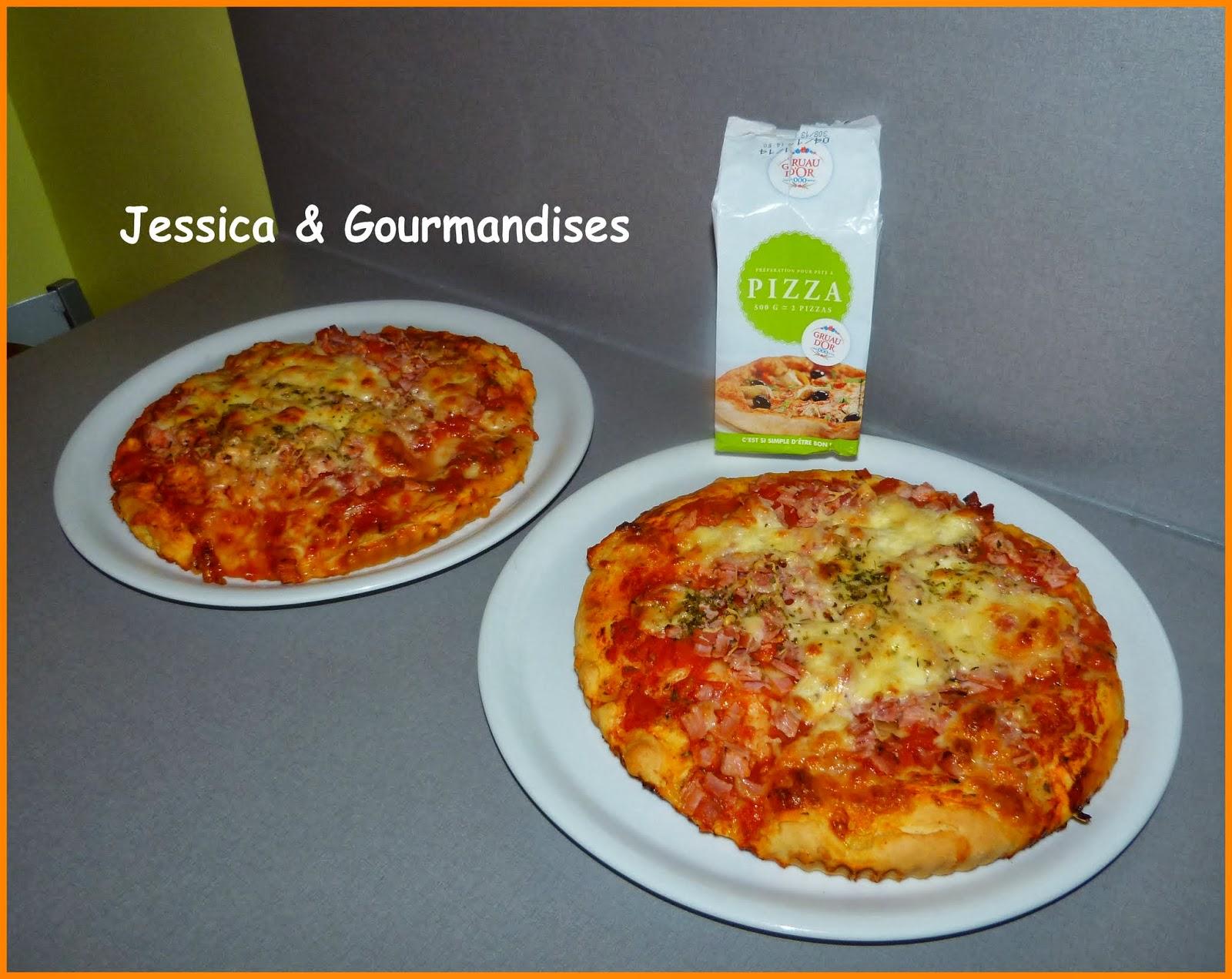 gourmandises test pr 233 paration pour p 226 te 224 pizza de gruau d or