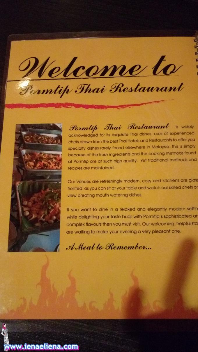 Pormtip Thai Restaurant