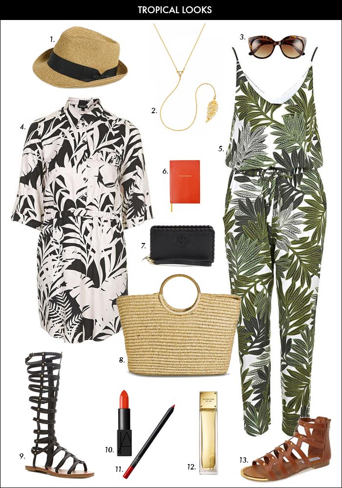 jumpsuit, rompers, spring 2015 trends, gladiator sandals, michael kors