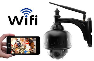 Review de la cámara ip Wi-Fi para exteriores EasyN 1BF. Vigila tu casa u oficina por internet.