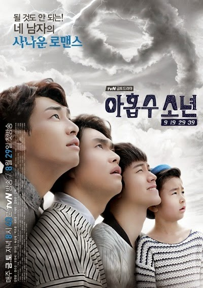 Plus Nine Boys (Tập 14/14)