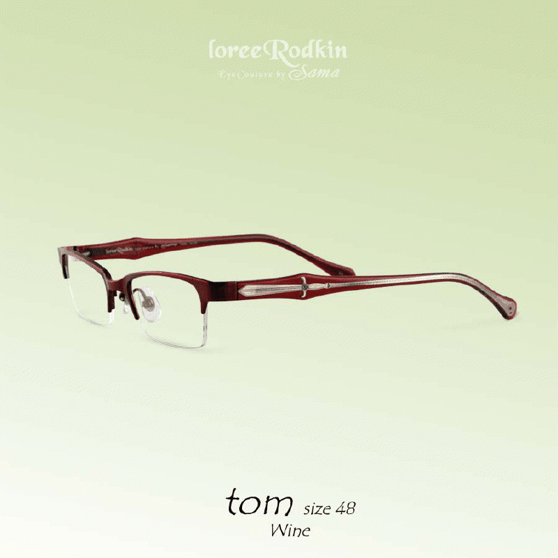 Loree Rodkin Tom Eyeglasses REPLACEMENT LENS EXPRESS