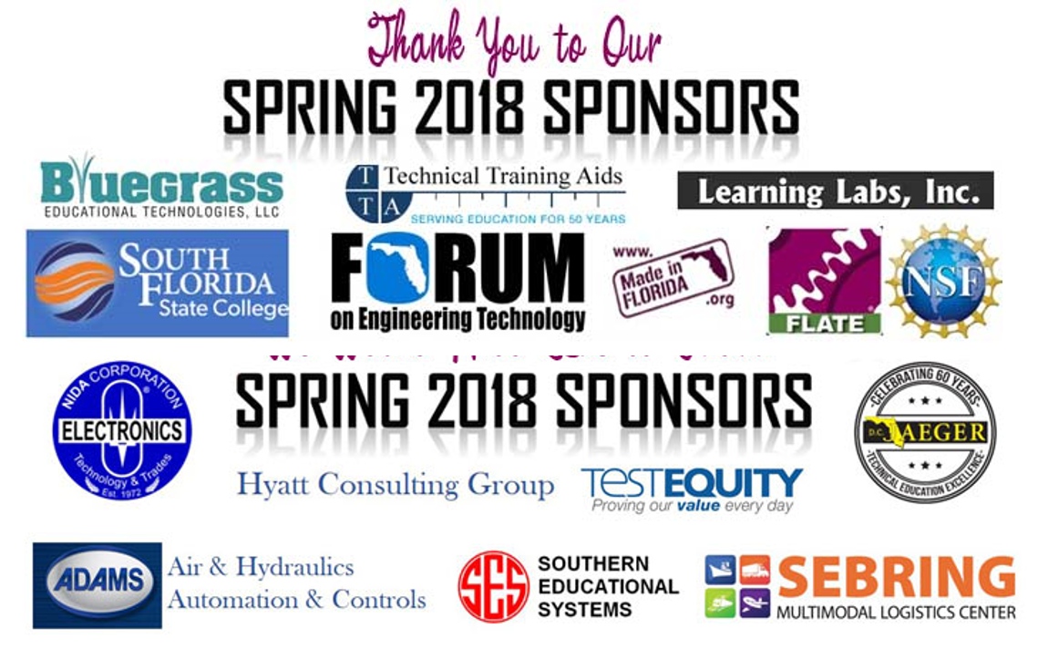 Thank you ET Forum sponsors!