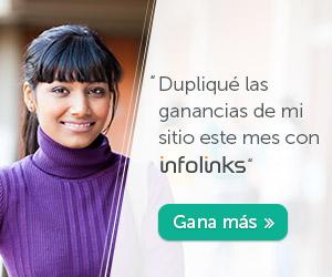 Infolinks para Sitios Webs y Blogs