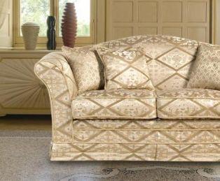 Decorar una sala estilo cl sico ideas para decorar for Sofas estilo clasico