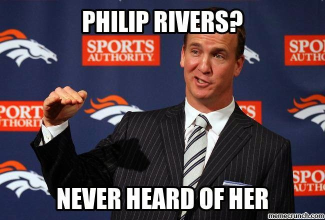 22 Meme Internet Philip Rivers Never Heard Of Her Manning