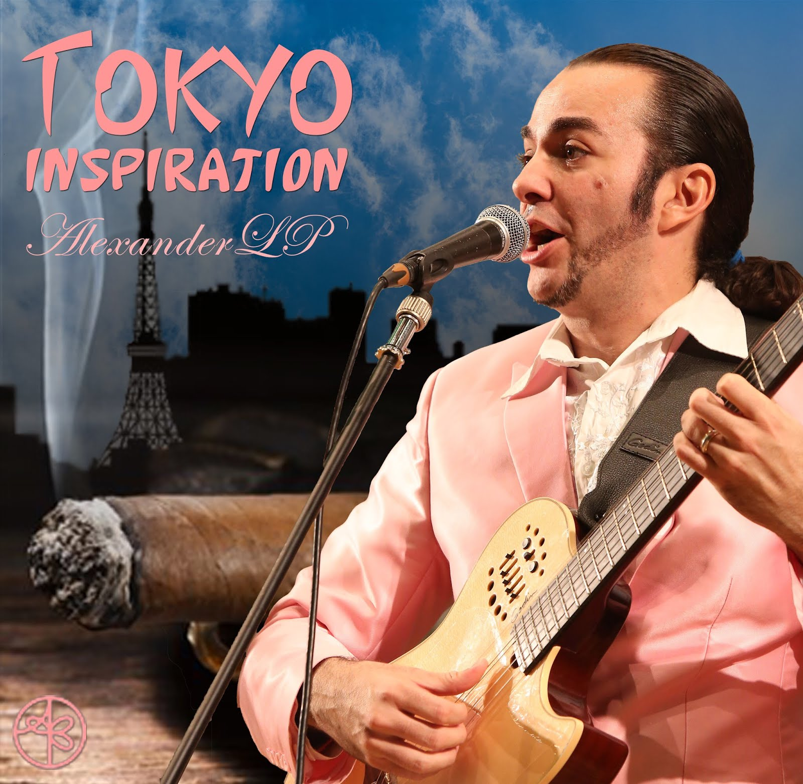 New Release TOKYO INSPIRATION