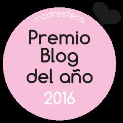 Blog del año 2016
