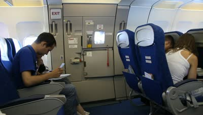Inilah Lokasi Duduk Paling Favorit di Pesawat dan Cara Mendapatkannya