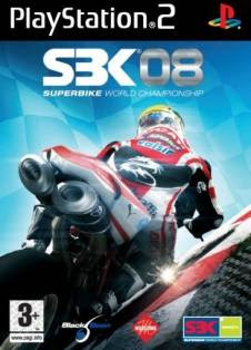 SBK 08 Superbike World Championship   PS2