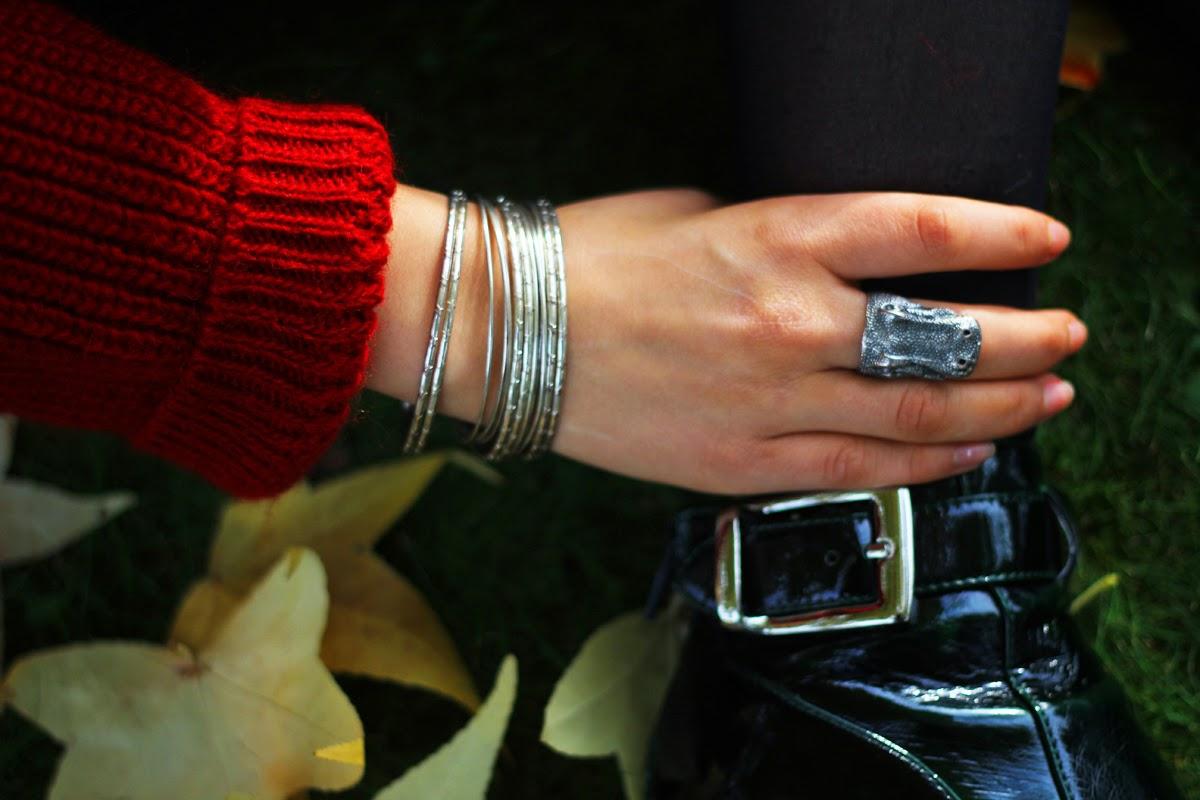 details accessoires fashion ring