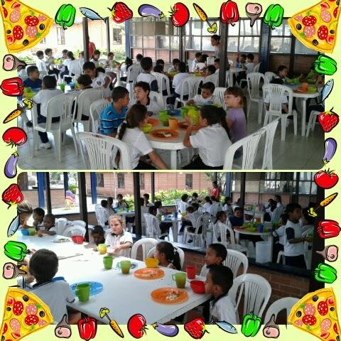 Gimnasio Restaurante Escolar