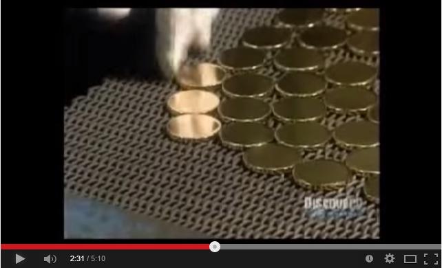 Cara Membuat Duit Syiling Dan Mencetak Wang Kertas