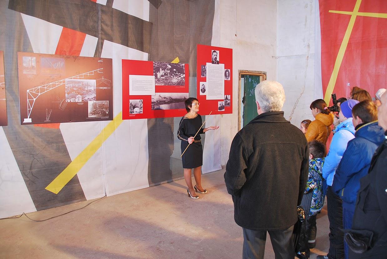 Выставка в доме Шувалова, Лысьва
