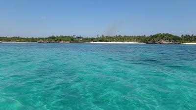 Malapascua green water