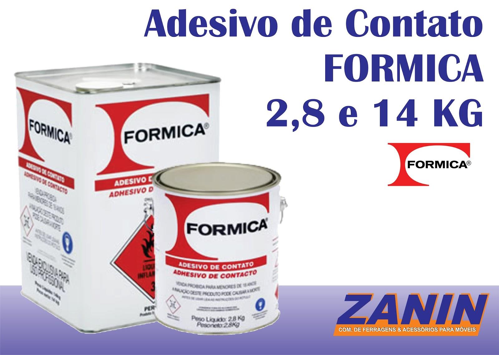 Adesivo De Contato Fcc ~ Zanin Adesivo de Contato FORMICA!