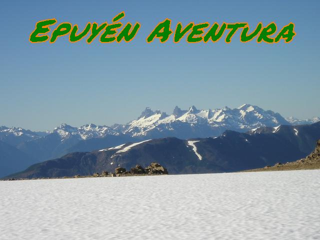 Cerro Tres Picos, Cholila, Patagonia Andina