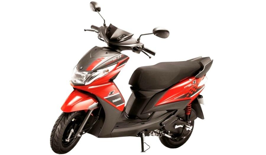 Yamaha Ray Z. Majalah Otomotif Online