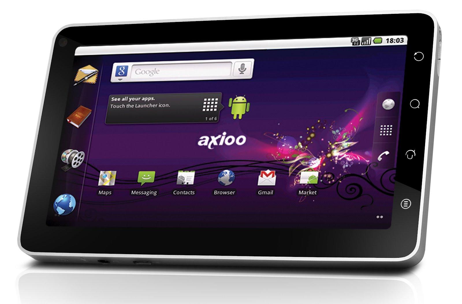 Axioo Pico Pad QGN-655ZS