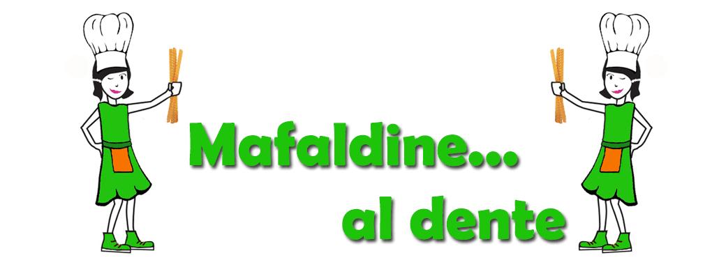 Mafaldine al dente