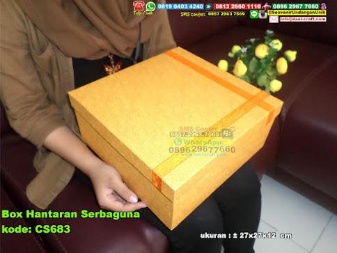 Box Hantaran Serbaguna