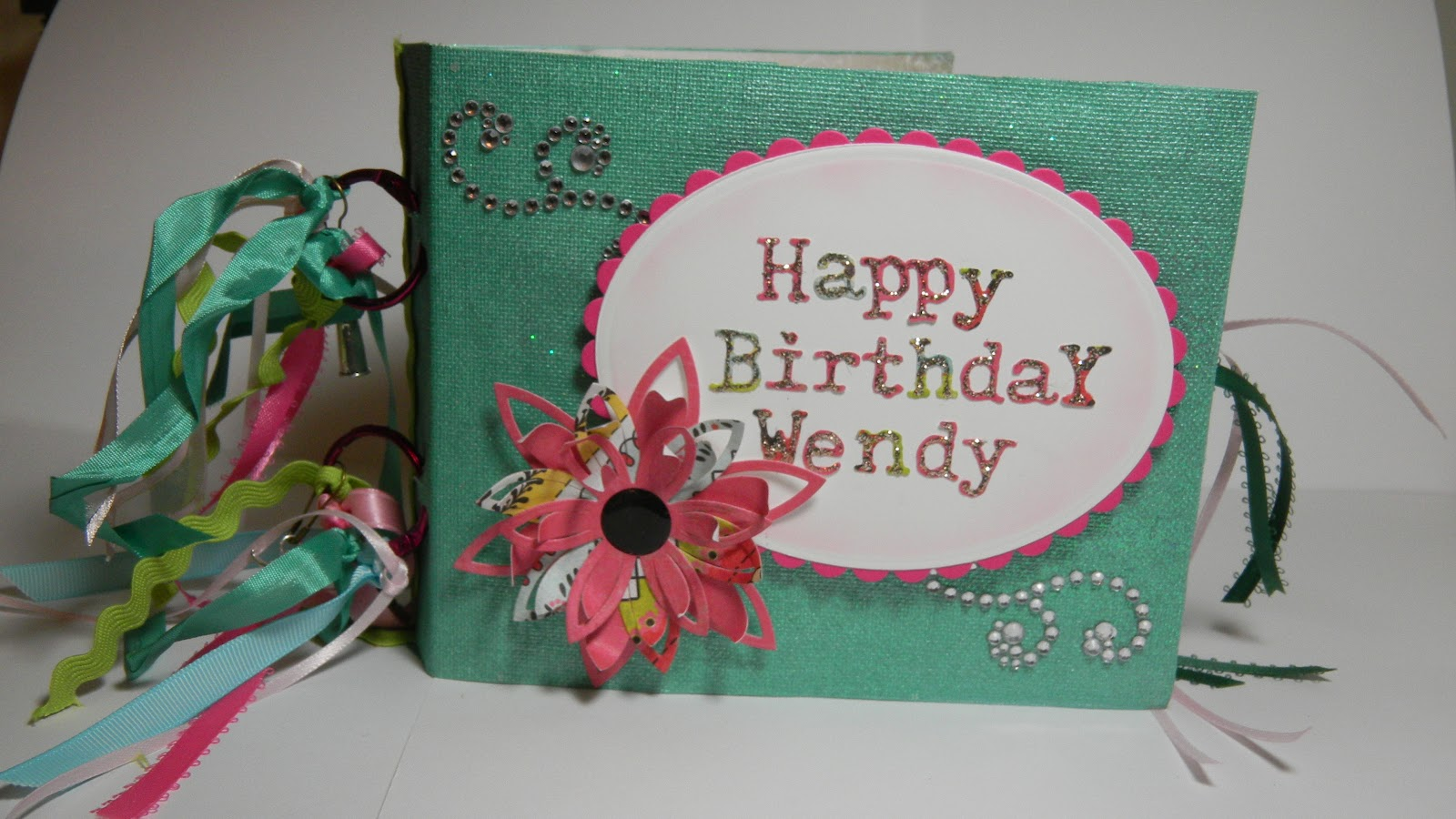 Wendy S Cake Art Facebook : Stamp n Boomer: HAPPY BIRTHDAY WENDY!