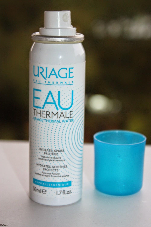 L 39 eau thermale d 39 uriage l 39 alli du quotidien le petit - Comment soulager un coup de soleil rapidement ...