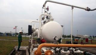 blok brantas, potensi minyak bumi, bagi hasil pajak, lapindo brantas