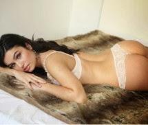 Andreia Reis Miss Fanática Record Dezembro 2014