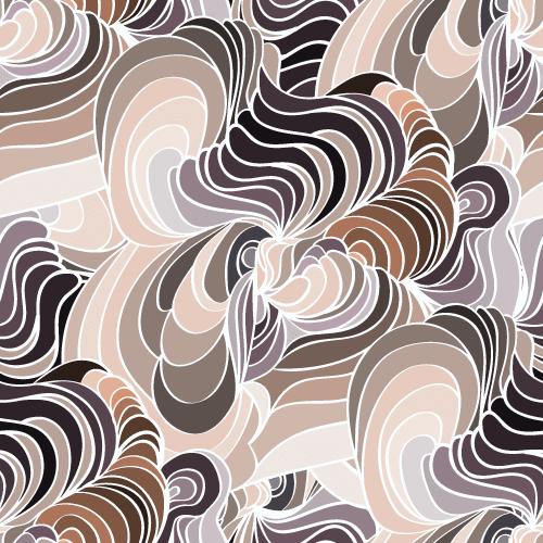Patrón de colores agradables - Vector
