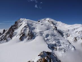 白朗峰~Mont Blanc (2)~ 夏梦妮 (Chamonix)