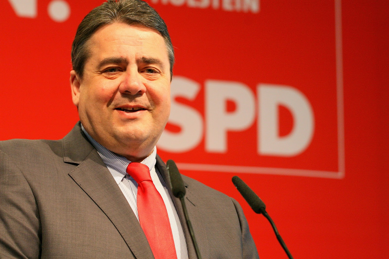 Sigmar Gabriel officially changes its name TTIP in order