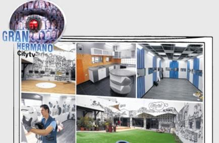 Citytv 2012 16 elegidos concursantes Gran Hermano Colombia 2012