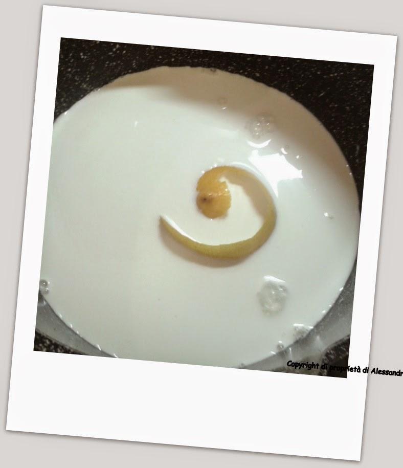 preparazione crema