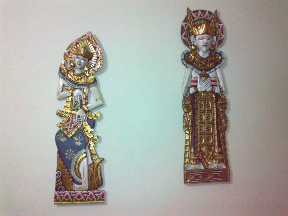 Artesanato Indiano Artesanato Indiano Peças Decorativas Indianas e de Bali