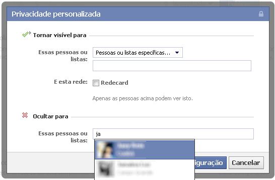 como bloquear atualizações facebook