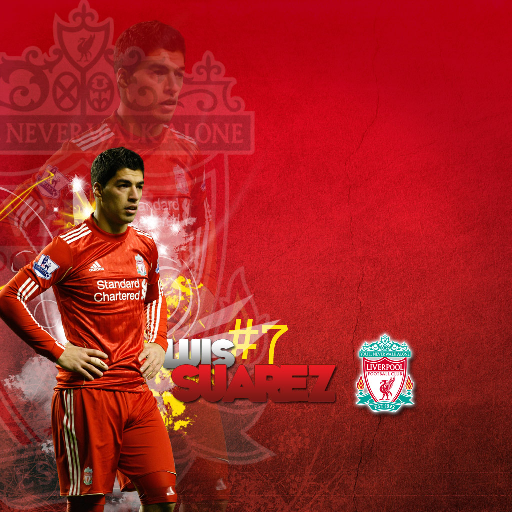 Luis Suarez Liverpool Wallpapers | All About Football Players