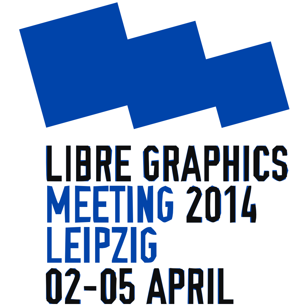 Libre graphics meeting 2014 and open source graphics Open source graphics software