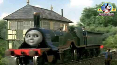 Steam railway Oliver the great western engine Thomas the train and friends Emily the tank engine